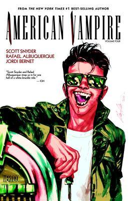 American Vampire 4 By Snyder, Scott/ Albuquerque, Rafael (ILT)/ Bernett, Jordi (ILT)