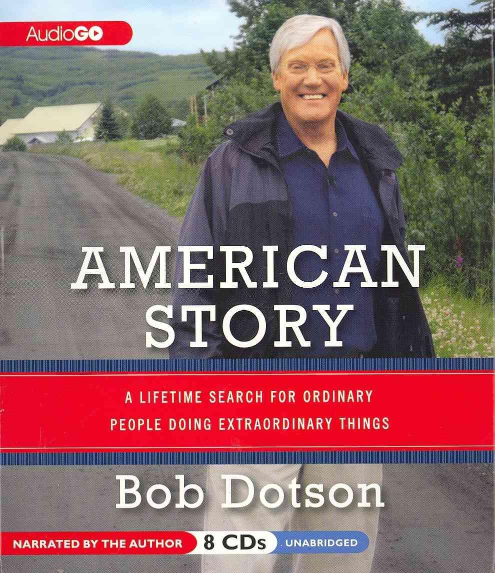 [CD] American Story By Dotson, Bob (NRT)
